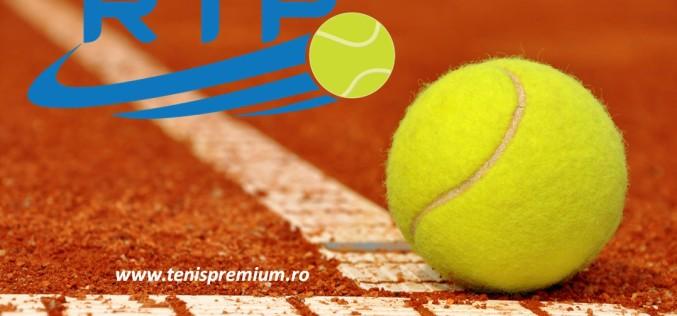Veşti bune pentru jucătorii amatori de tenis din România. Încep înscrierile la turneele RTP!