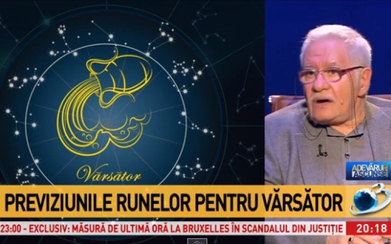 Runele lui Voropchievici prevestesc protecţie divină pentru unele zodii!