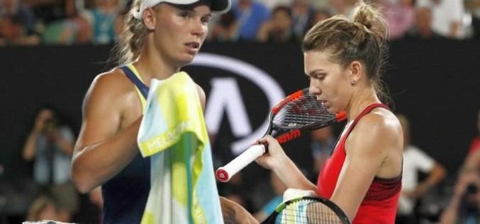 Veste fabuloasă pentru Halep. Rivala sa, Caroline Wozniacki se retrage din tenis. Iată motivul!