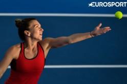 Simona Halep, record de audienţă pentru Eurosport!