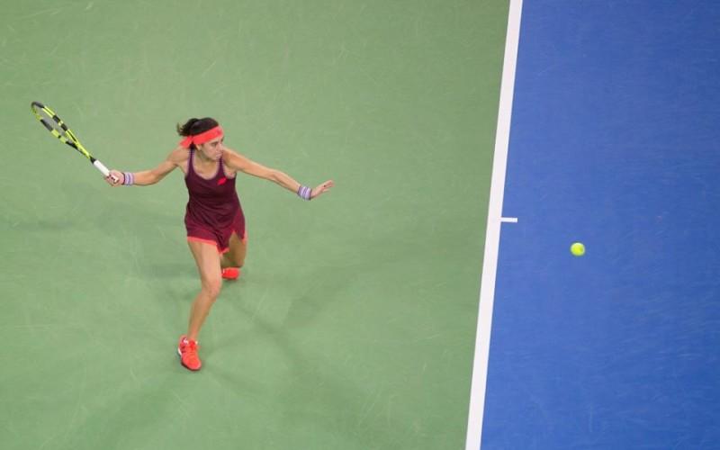 Sorana Cîrstea, victorie superbă în Fed Cup pentru România în meciul cu Canada