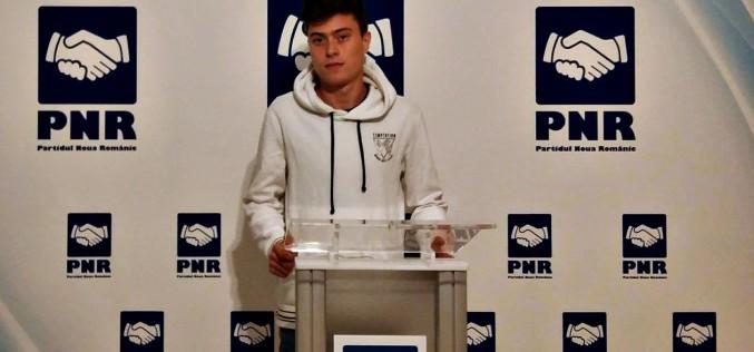 Valeriu Furtună, cel mai tânăr Preşedinte de Organizaţie din România. Iată ce planuri are pentru ţara sa!