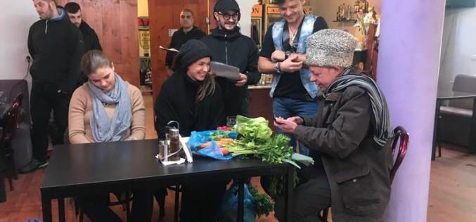 Vlad Gherman, detalii de culise de pe platourile de filmare la serialul Fructul oprit