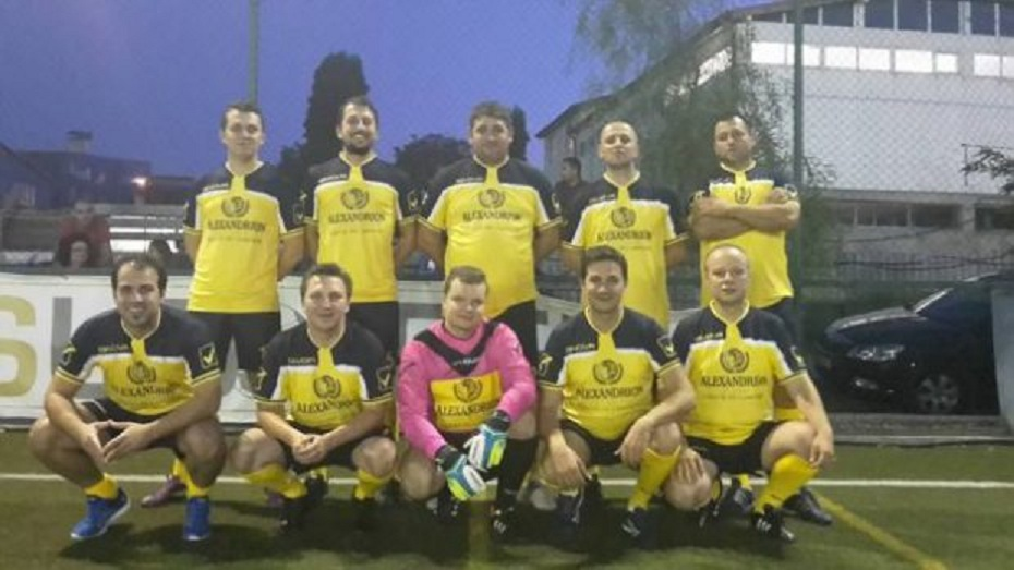 echipa fotbal alexandrion