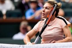 Simona Halep, victorie dramatică la Indian Wells. Românca a avut parte de un meci horor!
