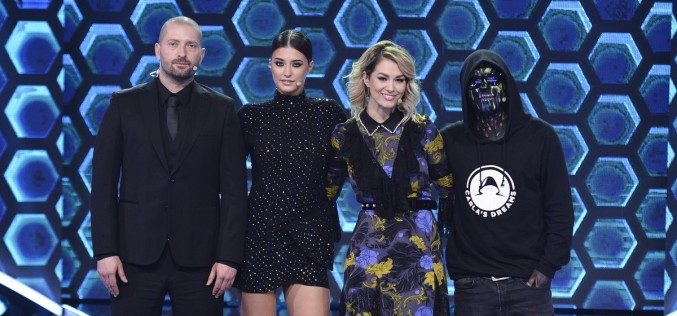 """Antonia, Feli, Carla's Dreams și Cheloo, jurații """"The Four – Cei 4"""" la Antena 1"""