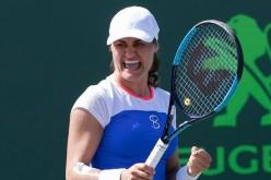 Monica Niculescu, victorie de senzaţie la Miami Open. S-a calificat în turul doi!