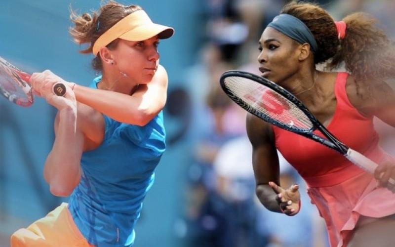Veste uluitoare despre Simona Halep şi Serena Williams. Iată despre ce e vorba!