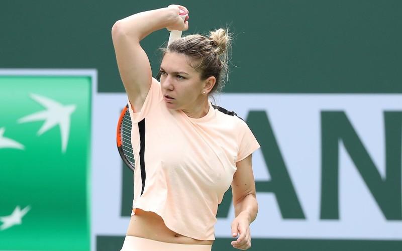 Simona Halep a primit o veste uriaşă la Indian Wells. Iată despre ce e vorba!