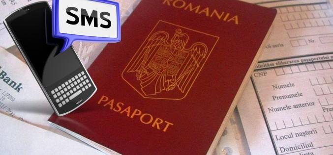 Veste bună. Românii vor fi notificaţi prin SMS când urmează să le expire pașaportul