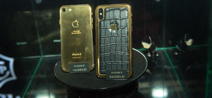 O firmă celebră din România accesorizează telefoanele mobile ale Şeicilor din Dubai, cu aur și diamante