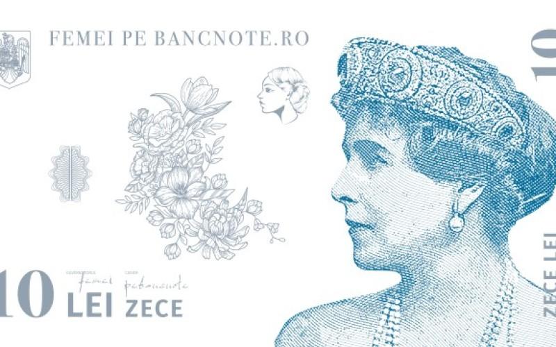 "Jurnalista Janina Nectara lanseazã campania ""Femei pe bancnote"""