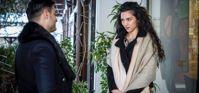 """Doinița Oancea, cerută în căsătorie în serialul """"Fructul oprit"""""""