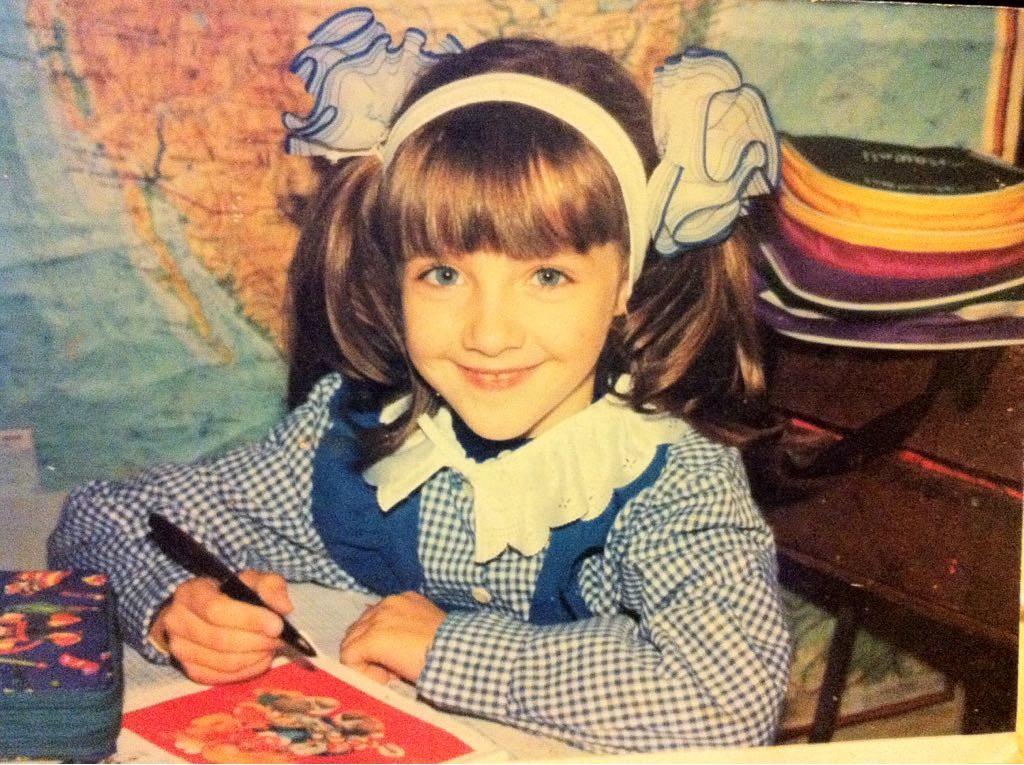 Larisa Vasile in copilarie (5)