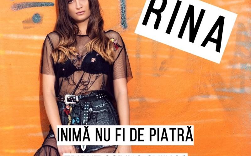 RINA, noua descoperire a lui Randi, a lansat un cover la piesa Inimă nu fi de piatră – VIDEO