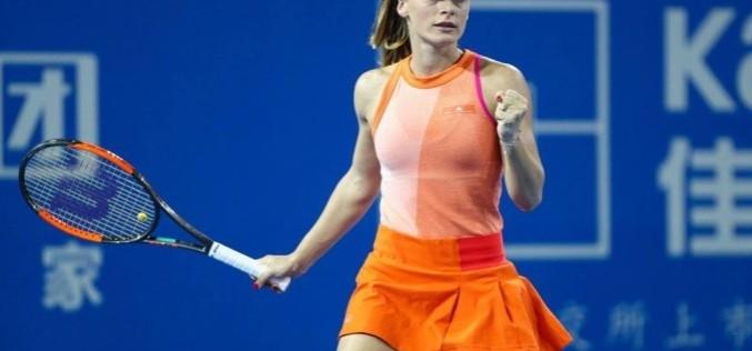 Ana Bogdan s-a calificat în turul doi la US OPEN 2019
