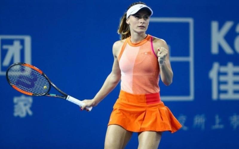 Ana Bogdan, victorie uriaşă la turneul de la Washington. Iată pe cine a învins în primul tur