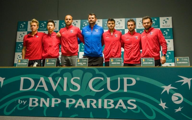 Românii, chemaţi să susţină echipa de Cupa Davis la meciul cu Maroc de la Cluj Napoca