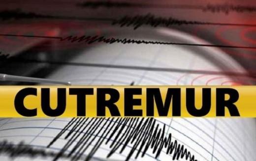 Un cutremur puternic s-a produs cu puţin timp în România