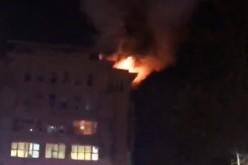 Incendiu devastator la Spitalul de Boli Cardiovasculare din Iaşi. Pacienţii, evacuaţi de urgenţă!
