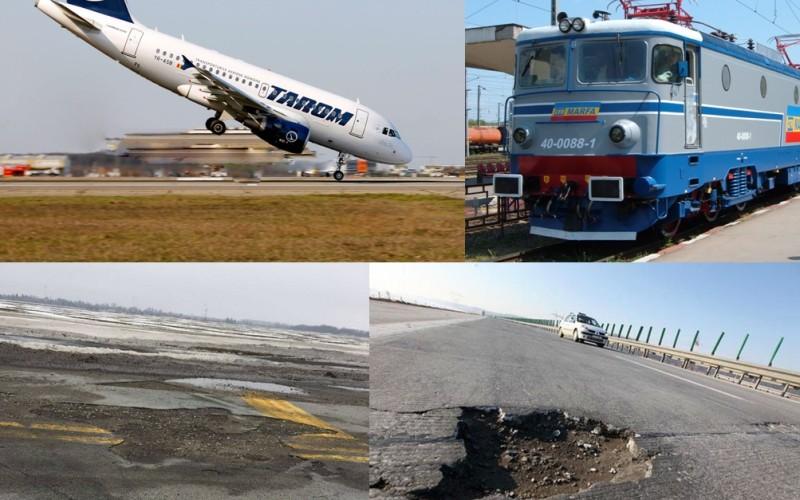 PNR cere demisia Ministrului Transporturilor ca urmare a situației dezastruoase a infrastructurii din România