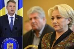 Viorica Dăncilă se răzbună pe Iohannis. Premierul a tăiat bugetul Preşedintelui României