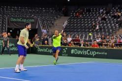 România a învins naţionala statului Maroc cu 3-0 în Cupa Davis
