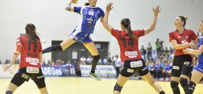 SCM Craiova, calificare dramatică în finala Cupei EHF la handbal feminin!