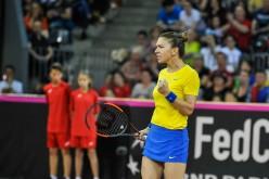 Simona Halep, calificare incredibilă în semifinale la Roma unde va da peste Sharapova