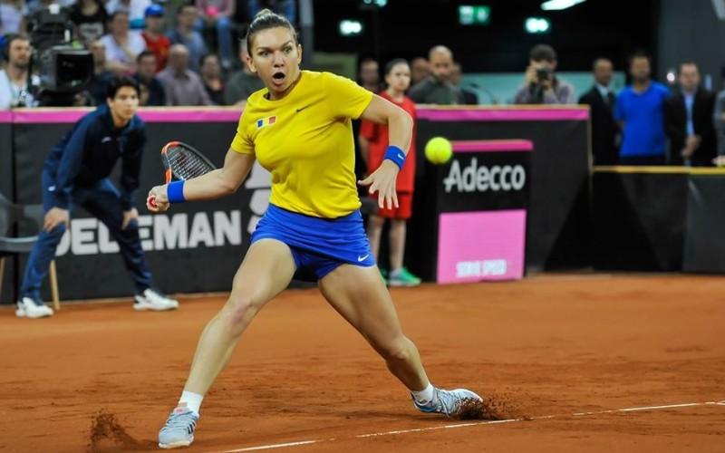 Simona Halep nu va mai juca împotriva lui Bacsinszky în Fed Cup. Iată din ce motiv!