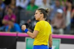 Simona Halep, victorie uriaşă la Cluj Napoca. A calificat România în Grupa Mondială a Fed Cup