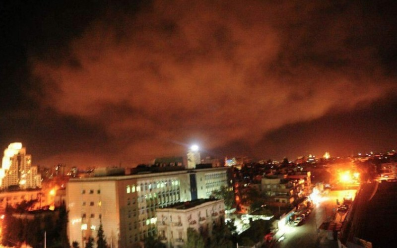 A început războiul! Donald  Trump a ordonat atac armat asupra Siriei!