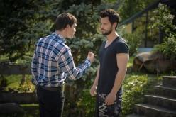 Alex, ameninţat de Ioan în serialul Fructul oprit de la Antena 1