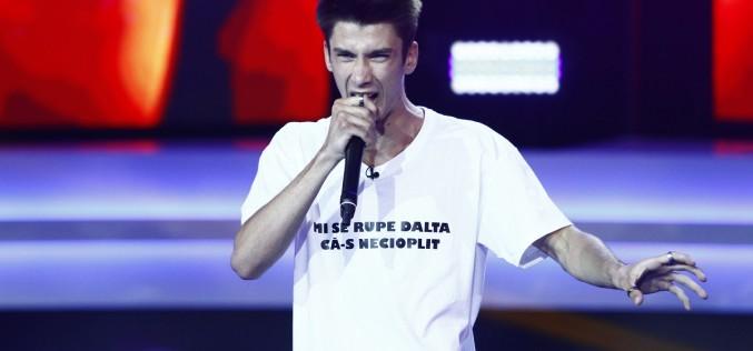 """Andrei Cojocaru a câştigat câștigătorul """"iUmor"""" de la Antena 1"""