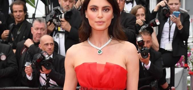 Catrinel Menghia, ambasador Chopard la Festivalul de Film de la Cannes 2018