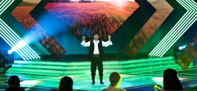 Olteanul Cosmin Bîrlan, al doilea semifinalist la Vedeta populară