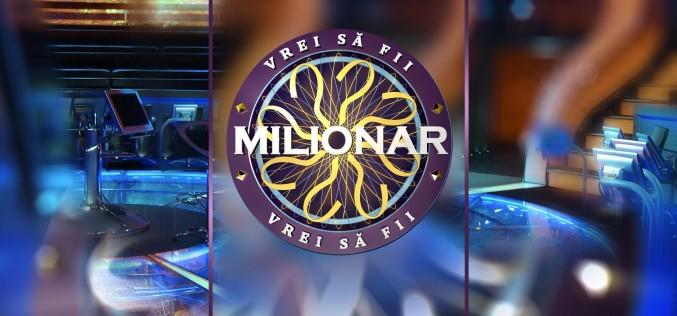 Vrei sa fii milionar?, cel mai iubit show de cultura generala din lume, revine la Kanal D