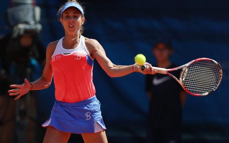 Mihaela Buzărnescu, dublu eşec în finalale turneului de la Praga