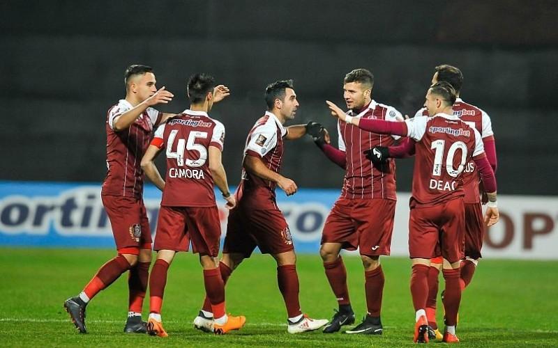 CFR Cluj este noua campioană a României la fotbal