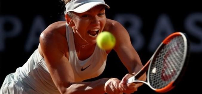 Simona Halep, de nerecunoscut în finala de la Roma. Învinsă categoric de Svitolina