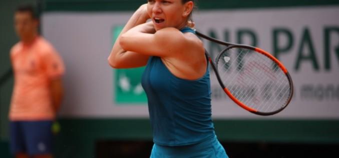 Simona Halep, victorie zdrobitoare în turul doi la Roland Garros