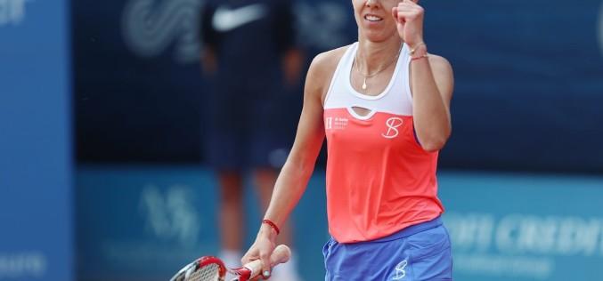 Mihaela Buzărnescu, calificare spectaculoasă în semifinalele turneului de la Strasbourg