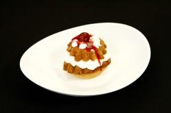Un tănâr bucătar i-a impresionat pe chefi cu o rețetă dulce