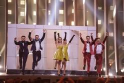 Juriul din România şi-a bătut joc de Moldova la Eurovision. Iată câte puncte i-a acordat!