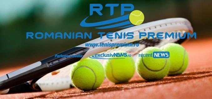 Vino să joci tenis la turneele RTP şi pleci acasă cu premii, bani şi trofee!