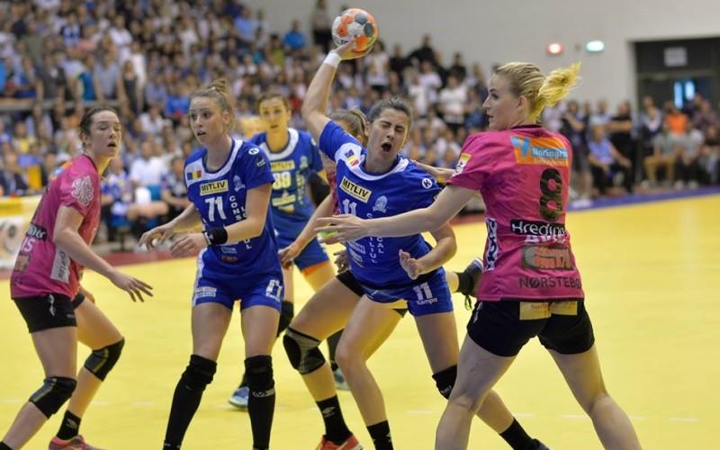 SCM Craiova a dat lovitura în Europa. A cucerit în premieră Cupa EHF