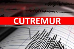 Un nou cutremur s-a produs în România în urmă cu puţin timp!