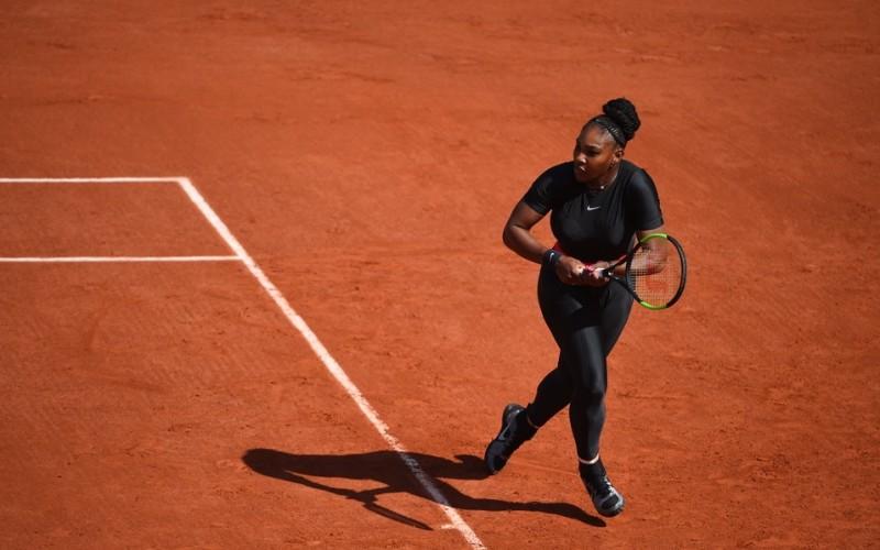 Serena Williams, debut cu victorie la Roland Garros 2018