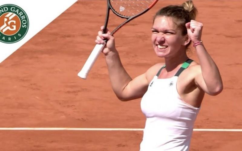 O veste uriaşă vine pentru Halep de la Roland Garros. O mare rivală a fost eliminată!