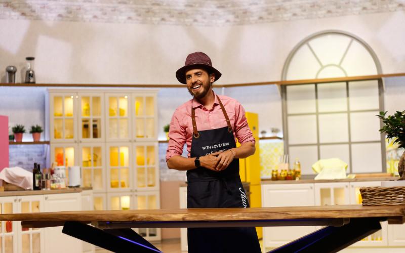 Chef Foa, recorduri personale în bucătărie!